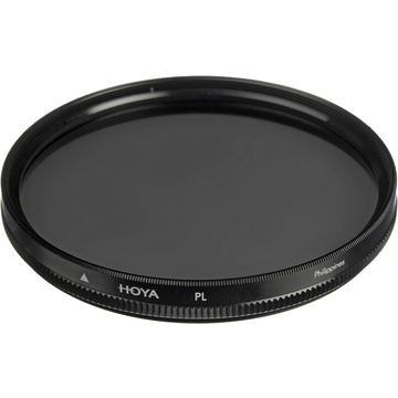Hoya 46mm Linear Polarizer Glass Filter