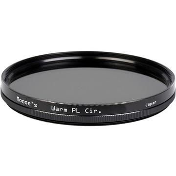 Hoya 77mm (Moose) Warm Circular Polarizer Glass Filter