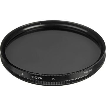 Hoya 77mm Linear Polarizer Glass Filter