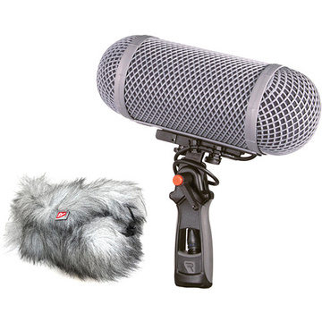 Rycote Modular Windshield WS 1 Kit MZL for the Sennheiser MKH 8060 Microphone
