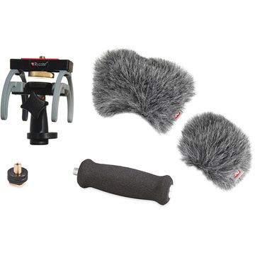 Rycote Windshield and Suspension Kit for Zoom H6 Portable Recorder