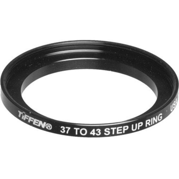 Tiffen 37-43mm Step-Up Ring