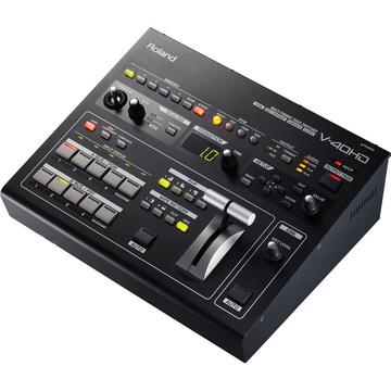 Roland V-40HD Multi-Format Video Switcher