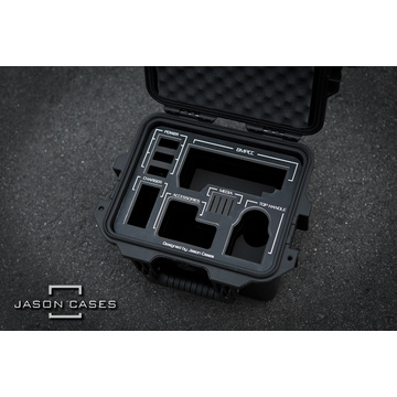 Jason Cases - Blackmagic Design BMPCC Case