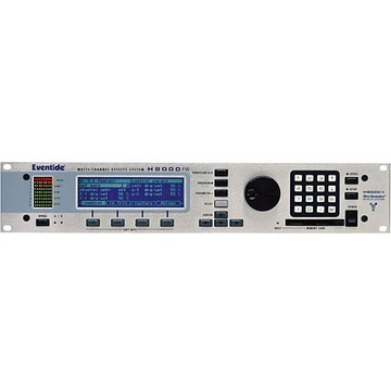 Eventide H8000FW - Multi Channel, Multi Effects Processor with Analog, Digital and FireWire I/O