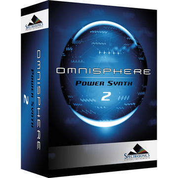 Spectrasonics Omnisphere 2.6 - Power Synth Virtual Instrument (Retail Pack)