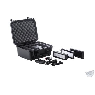 Litepanels BRICK Bi-Colour On-Camera LED 1-Light Kit