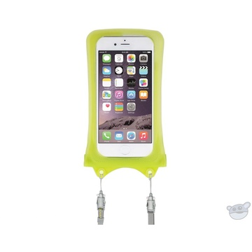 DiCAPac WPI10 Waterproof Case for iPhone (Green)