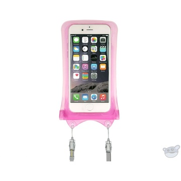 DiCAPac WPI10 Waterproof Case for iPhone (Pink)