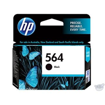 HP 564 Black Original Ink Cartridge (CB316WA)
