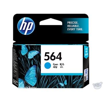 HP 564 Cyan Original Ink Cartridge (CB318WA)