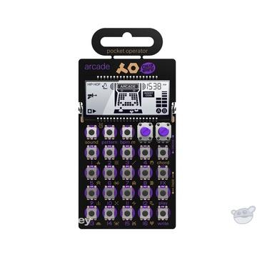 Teenage Engineering PO-20 Pocket Operator Arcade Synthesizer