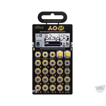 Teenage Engineering PO-24 Pocket Operator Office Synthesizer