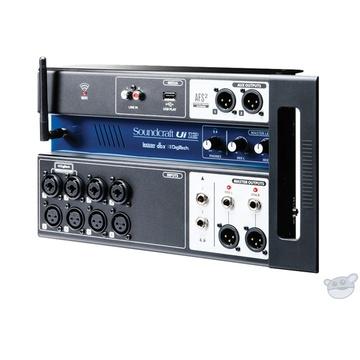 Soundcraft Ui12 12-Input Remote-Controlled Digital Mixer