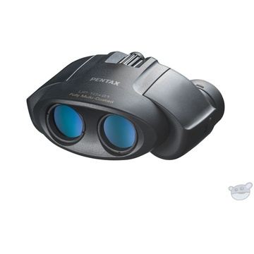 Pentax 10x21 U-Series UP Binocular (Black)