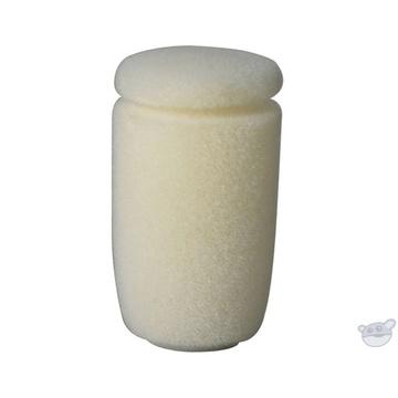 Audio Technica AT8109 Foam Windscreen for M25/26 (White)