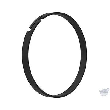 """Bright Tangerine 150 to 143mm Clamp-On Ring for Viv & Viv 5"""""""