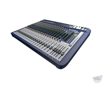 Soundcraft Signature 22 22-Input Mixer with Effects