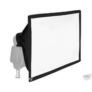 "Vello Softbox for Portable Flash (Large, 8 x 12"")"