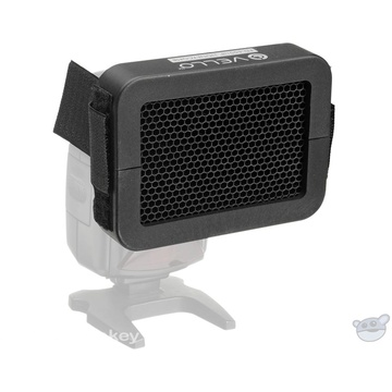"""Vello 1/8"""" Honeycomb Grid for Portable Flash"""
