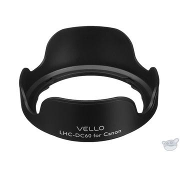 Vello LH-DC60 Dedicated Lens Hood