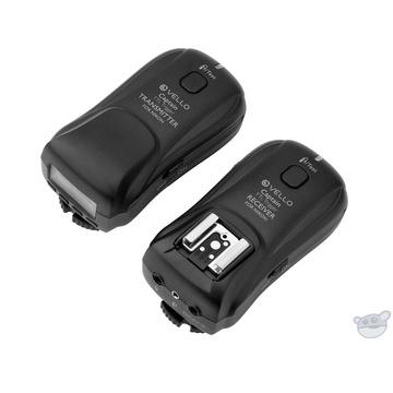 Vello FreeWave Captain Wireless TTL Triggering System for Nikon i-TTL SLRs