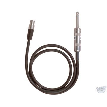 """Shure WA302 Intrument & Guitar Cable with 1/4"""" Phone and 4-pin Mini Connector"""
