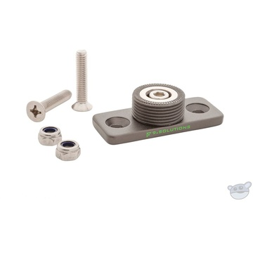 9.SOLUTIONS Quick Mount Receiver to Screw-On Plate
