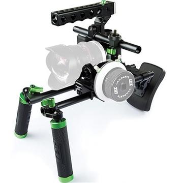 Lanparte Blackmagic Pocket Cinema Camera Basic Handle Rig Nz