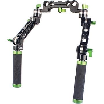 Lanparte Universal Grip V2 for 19mm Rods
