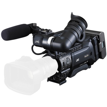 JVC GY-HM850CHE ProHD Compact Shoulder Mount Camera