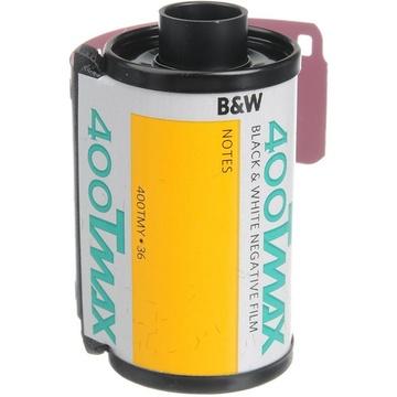 Kodak Professional T-Max 400 Black and White Negative Film (35mm Roll Film, 36 Exposures)