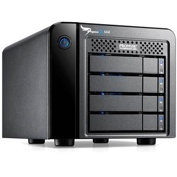Promise Technology P2M4HD4US 4TB Pegasus2 RAID Desktop Storage Enclosure