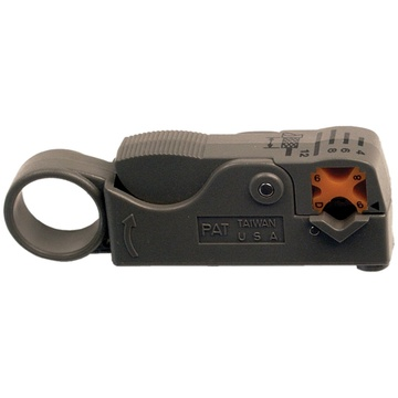 Platinum Tools 15030C Two-Level Coaxial Cable Stripper