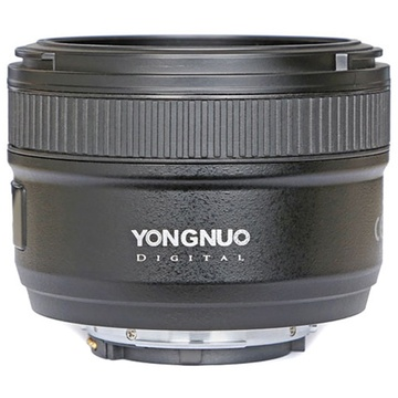Yongnuo YN 50mm f/1.8 Lens for Nikon F
