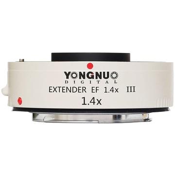 Yongnuo Extender EF 1.4x III Teleconverter