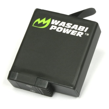 Wasabi Power Battery for GoPro HERO5 & HERO6