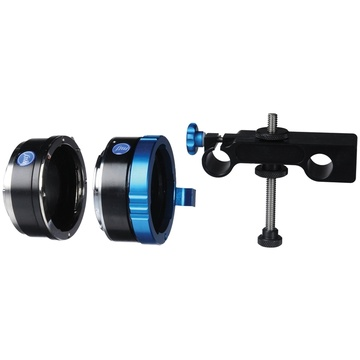 """MTF Services B4 2/3"""" to Sony E-Mount Lens Adapter Package"""