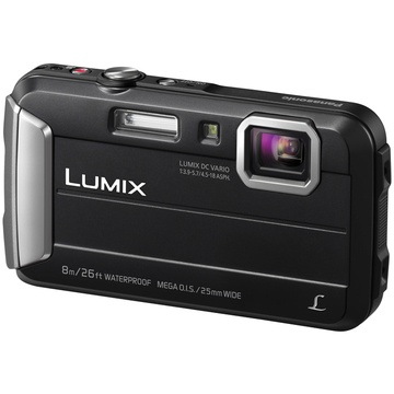 Panasonic Lumix DMC-FT30 Digital Camera (Black)