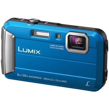 Panasonic Lumix DMC-FT30 Digital Camera (Blue Body)