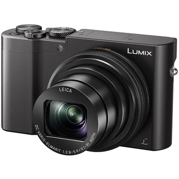 Panasonic Lumix DMC-TZ110 Digital Camera (Black Body)