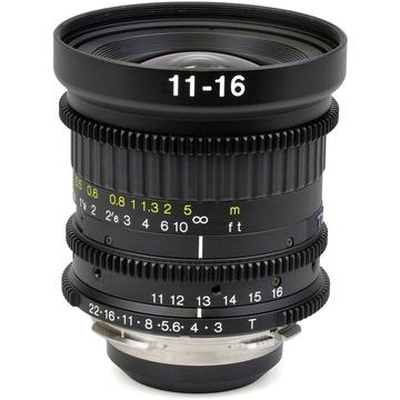 Tokina Cinema 11-16mm T3.0 with PL Mount
