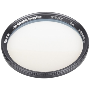 Tokina 77mm Hydrophilic Coating Protector Filter