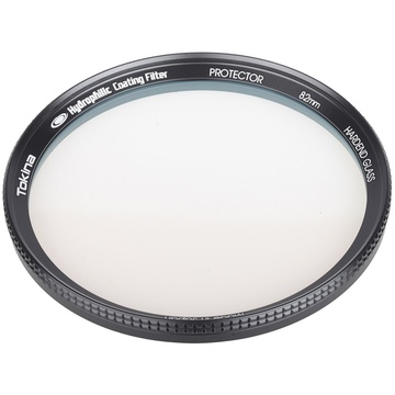Tokina 82mm Hydrophilic Coating Protector Filter