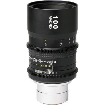 Tokina Cinema AT-X 100mm T2.9 Macro Lens (Micro Four Thirds Mount)