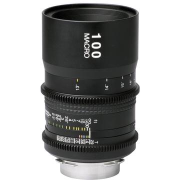 Tokina Cinema AT-X 100mm T2.9 Macro Lens (PL Mount)