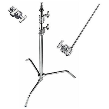 Avenger A2033L 10.75' C-Stand Grip Arm Kit (Chrome-plated)