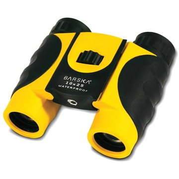 Barska 10x25 Colorado Waterproof Binocular (Yellow)