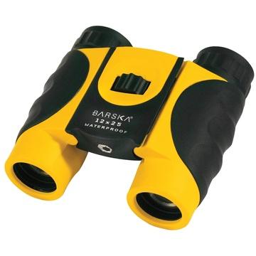 Barska 12x25 Colorado Waterproof Binocular (Yellow)