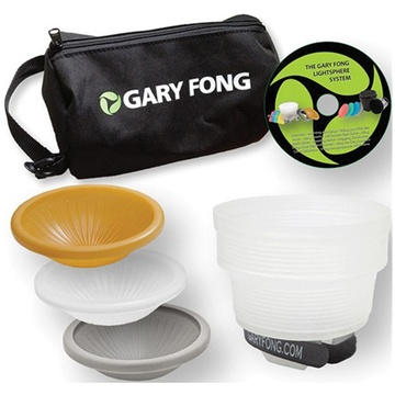 Gary Fong Lightsphere Collapsible Wedding & Event Lighting Kit